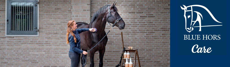 Blue Hors - Tilskudsprodukter, pleje af hest og udstyr