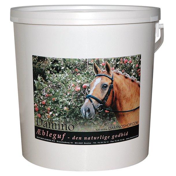 Damino Æbleguf 2,5 kg - sunde fibre til hesten