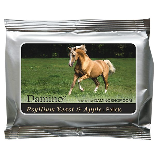 Damino Psyllium Yeast & Apple 50 gr